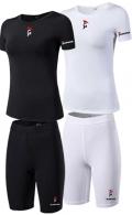 Gladiator pakket - Compressiebroek en Compressie shirt - Dames