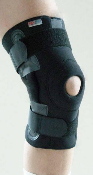 Super Ortho Lichtgewicht kniebrace met scharnieren